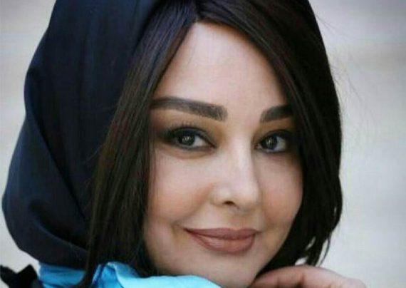 ماهایا پطروسیان و همسر سابقش + عکس