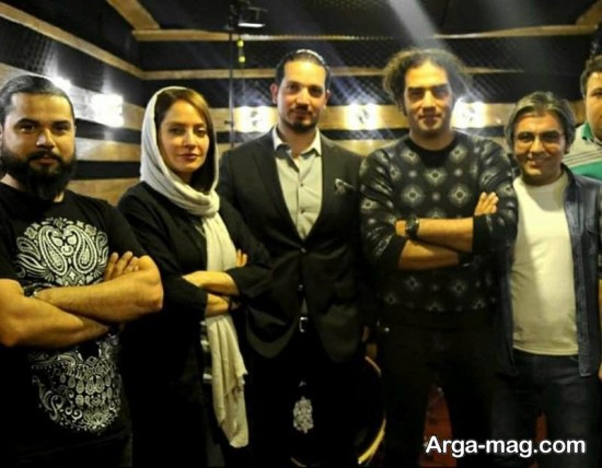 mahnaz afshar 3 1 - مهناز افشار راوی یک مستند فوتبالی شد