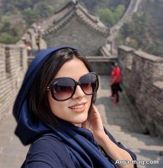 ماهور الوند در چین