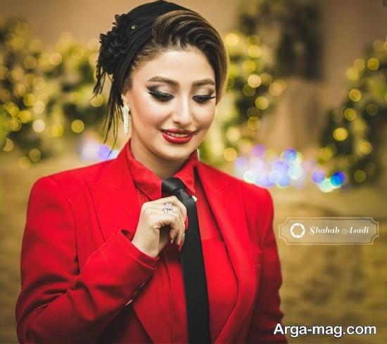 مهسا کاشف بازیگر سریال چرخ فلک