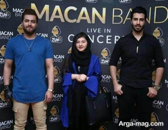 makan band 2 - تصاویر کنسرت اردیبهشت ۹۷ گروه ماکان بند