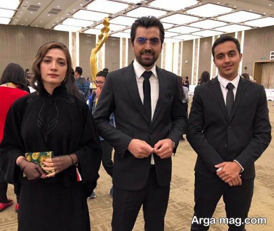 مینا ساداتی بازیگر سریال تنهایی لیلا