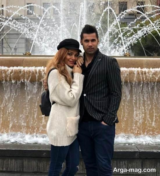 mohsen forozan 2 - عکس های منتشر شده از محسن فروزان و همسرش در اسپانیا