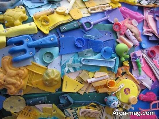 مجسمه های پلاستیکی