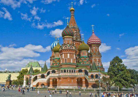 مکان های دیدنی در مسکو