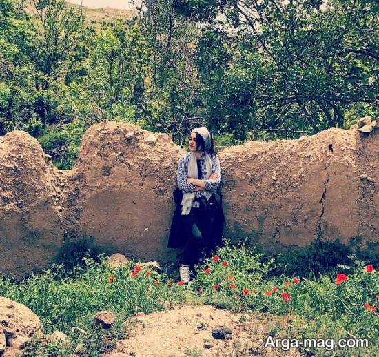 nazanin bayati 2 1 - تصاویر تازه منتشر شده از نازنین بیاتی در اطراف تهران