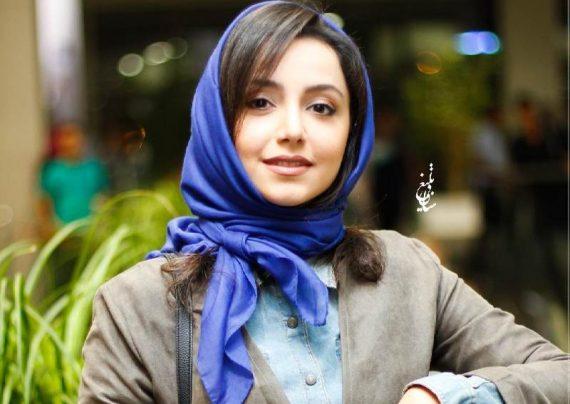 عکس تازه منتشر شده از نازنین بیاتی در آن سوی مرزهای ایران