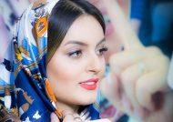 تصاویر تازه منتشر شده از نیلوفر پارسا در خیابان فرشته