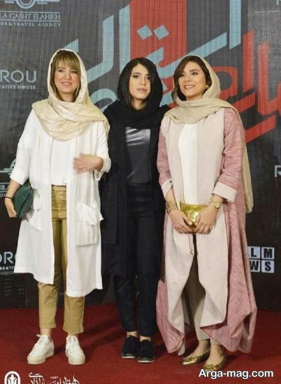 سحر دولتشاهی و خواهرش