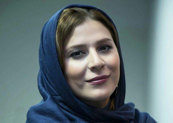 سحر دولتشاهی در آتلیه