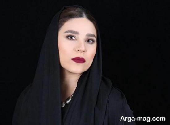 sahardolatshahi - سحر دولتشاهی در آتلیه