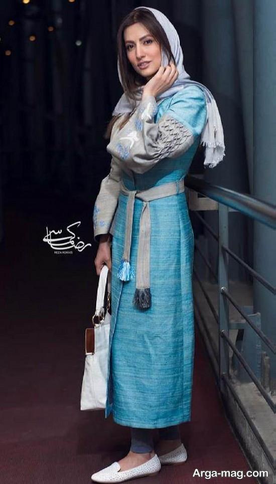 سمیرا حسینی بازیگر سینما و تلویزیون