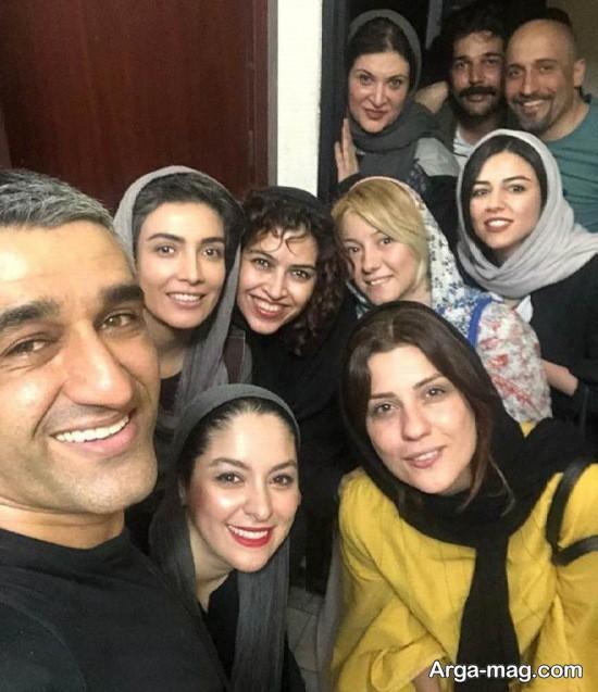 سارا بهرامی در تهران