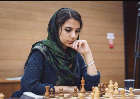عکس های منتشر شده از بانوی استاد بین المللی شطرنج در دبی