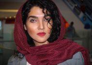 عکس های لاکچری سارا رسول زاده در سالن تئاتر حافظ