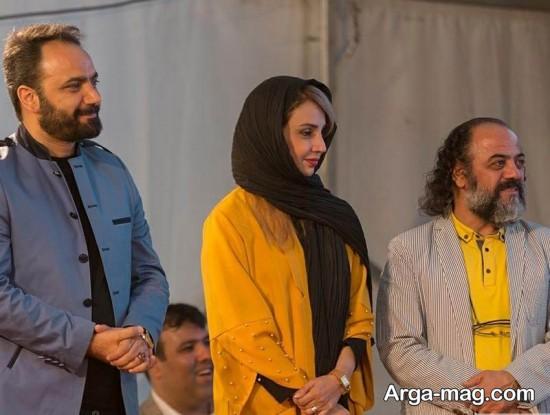 شبنم قلی خانی در تهران