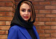 حضور شبنم قلی خانی در همایش چهره های نامی بانوی ایرانی