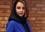 حضور شبنم قلی خانی در بوستان نفس تهران