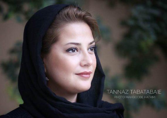 طناز طباطبایی در جشنواره جهانی فیلم فجر