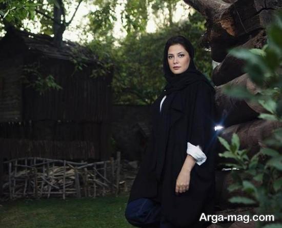 tannaz tabatabaei 5 - تصاویری لاکچری از طناز طباطبایی در باغی زیبا