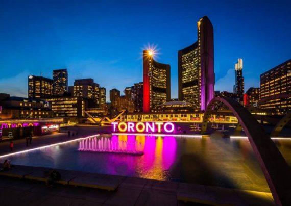 دیدنی های شهر تورنتو + عکس