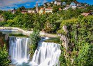 تصاویر زیبای اروپا از ارتفاع
