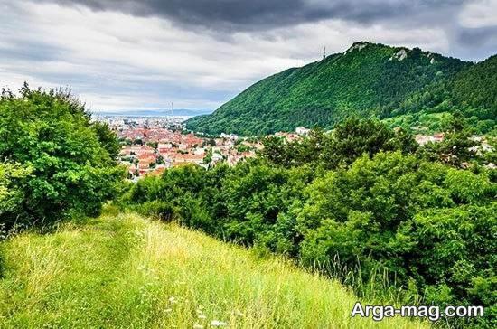 معرفی مکان های گردشگری در اروپا