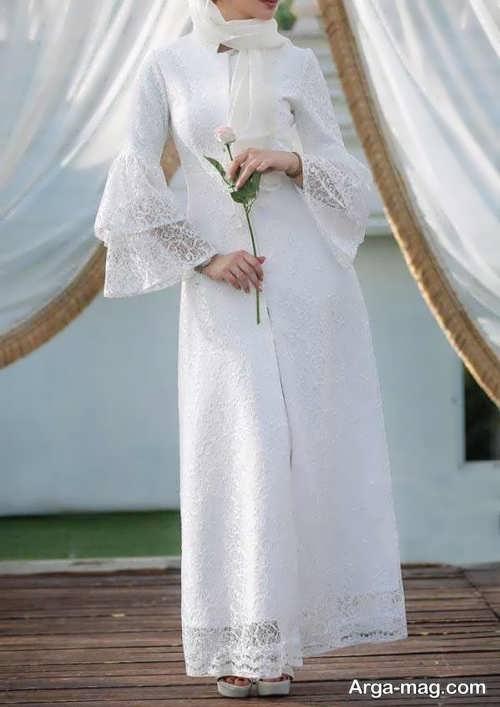 مدل مانتو زیبا و جذاب برای عقد