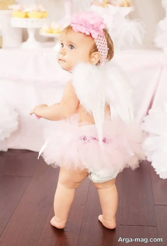 تم تولد فرشته دخترانه