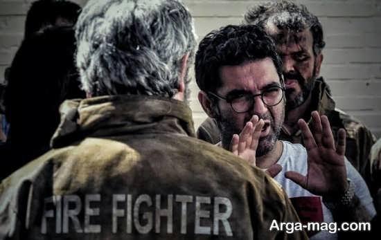 زندگینامه و عکسهای کارگردان فیلم ضد گلوله
