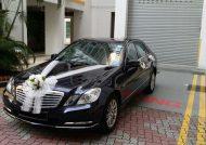 ماشین عروس مشکی