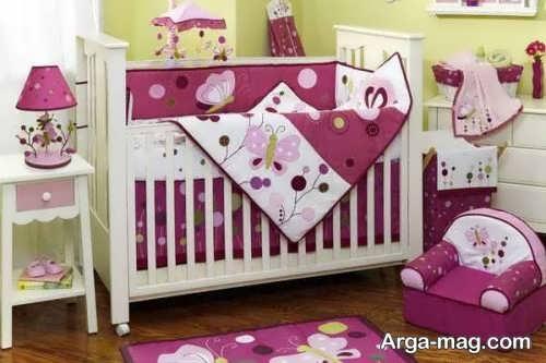 اتاق خواب نوزاد