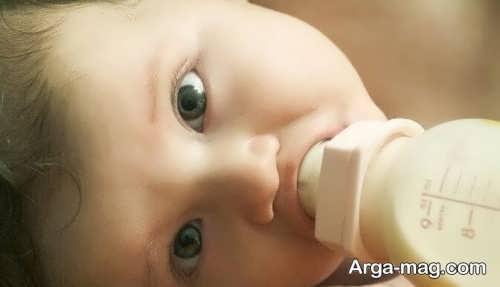 وسایل مخصوص تغذیه نوزاد