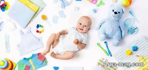 سیسمونی مناسب برای نوزاد