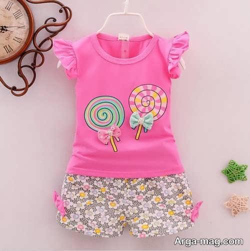 مدل لباس شیک برای کودک
