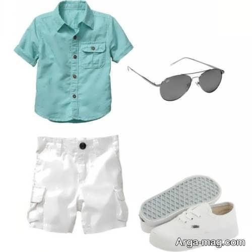 لباس تابستانی بچه گانه