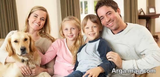 ژست جالب عکس های خانوادگی