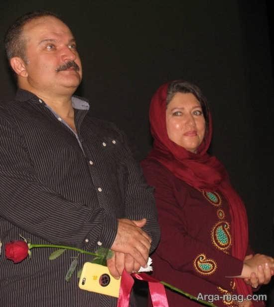 فریبا متخصص و مهدی سلطانی