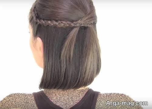 مدل مو دخترانه باز برای عروسی