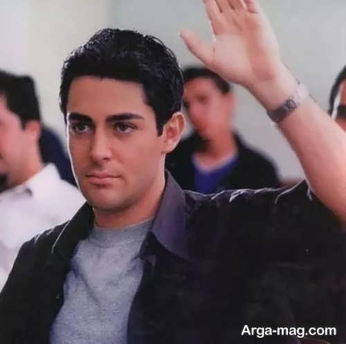 مدل مو محمدرضا گلزار