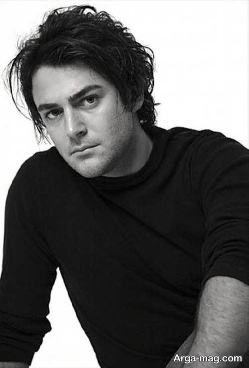 مدل مو بلند و زیبا محمد رضا گلزار
