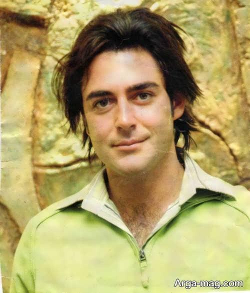 مدل موی بلند محمدرضا گلزار