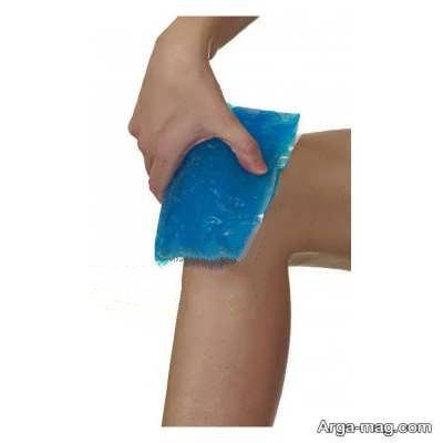 درمان گیاهی و خانگی درد زانو