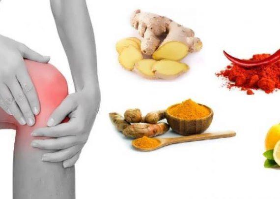 درمان گیاهی درد زانو