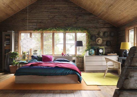 دکوراسیون زیبای اتاق خواب
