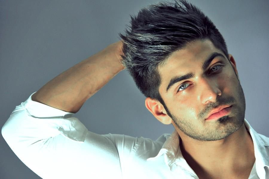 مدل موی پسرانه ایرانی جدید با استایل های شیک مد روز دنیا