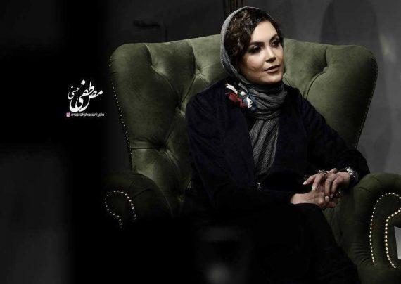 سامیه لک در اکران فیلم