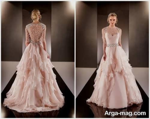 [تصویر:  Model-bridal-Peach-color-11.jpg]