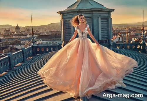 [تصویر:  Model-bridal-Peach-color-12.jpg]