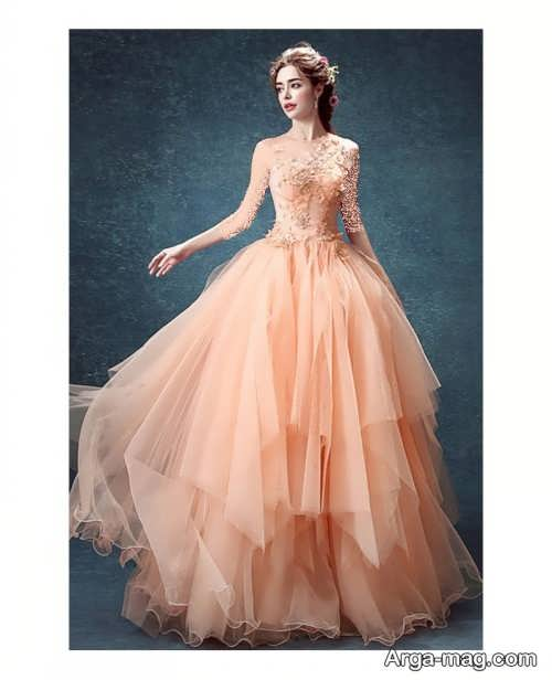[تصویر:  Model-bridal-Peach-color-13.jpg]